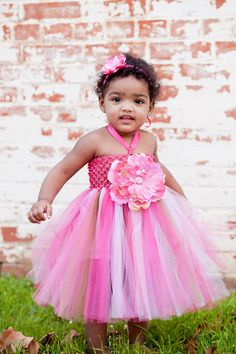 baby tutu tutu girls tutu tutu dress flower girl by houseoftutus, $28.00