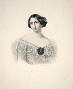 Fanny Cerrito. [Portrait.] ([ca. 1845])