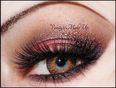Twilight http://www.makeupbee.com/look_Twilight_20554