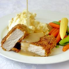 Chicken Fried Pork Chops #Newfoundland, #recipes, #RockRecipes, #cooking, #food, #baking, #food #photography, #family, #meals, #StJohns Twitter: @Rock Recipes