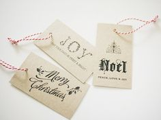 My Favourite Free Printable Gift Tags For The Festive Season