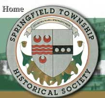 Springfield Township Historical Society of Montgomery County, PA