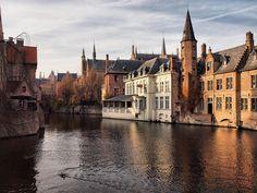 Aller à Bruges