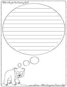 What is the polar bear dreaming about? ~ Winter Theme ~ Snow ~ Snowflake ~ Snowman ~ Winter ~ Reindeer ~ Sleigh ~ Story Starters ~ Story Stones ~ Writing Prompts ~ Drawing Prompts ~ Preschool ~ Kindergarten ~ First Grade ~ 2nd Grade ~ 3rd Grade ~ Homeschool ~ Creativity ~ Sentence Starters ~ Creativity ~ Imagination ~ First Grade ~ Second Grade ~ Third Grade ~ Christmas