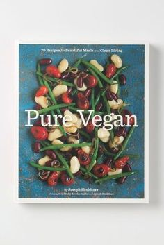 """""""Pure Vegan"""" -- not a vegan, but with a MSPI diet I might as well be...recipes. yes please."""