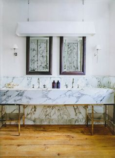 .bathroom / marble