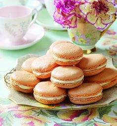 Recipe of the Day: Macaroons