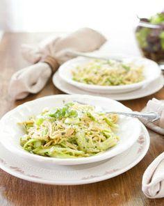 Naturally Ella | Asparagus {spring} pasta