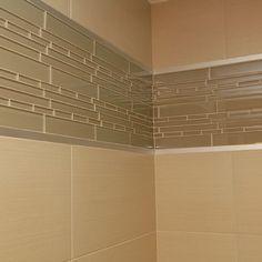 Textured Tile Design for wet bar base