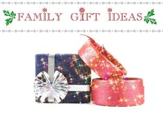 10 Family Gift Ideas