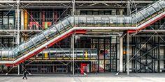 Pompidou - Piano