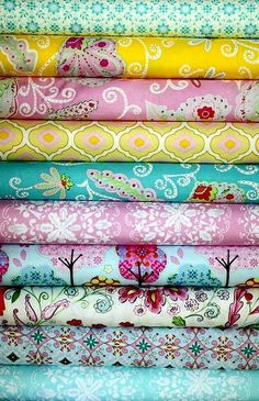 Pretty Little Things by  Dena Designs for Free Spirit Fabrics, give away by Maureen Cracknell Handmade.