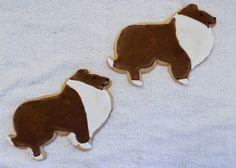 Sheltie Cookies