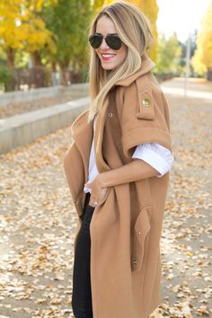 Camel coat perfection