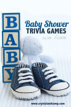 9 DIY Baby Shower Tr