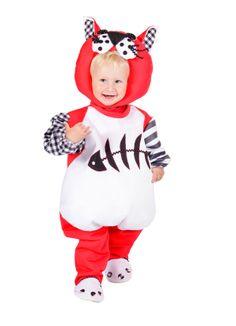 Disfraz de gatito para bebé #gato