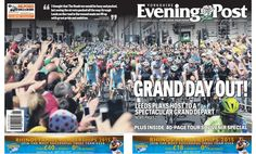 Tour de France Grand Depart - Yorkshire Evening Post