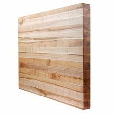 "Kobi Blocks USA Maple Wood Edge Grain Butcher Block Cutting Board 9"" x 12"" x 1"" by Kobi Blocks. $24.95"