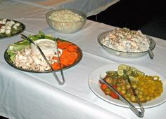 En Español - #Foodsafety at Holiday Parties or Buffets (source: USDA)