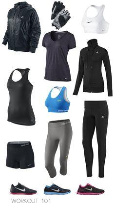 Fitness wear on Pinterest