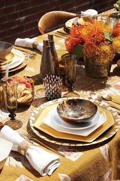 DVF table setting
