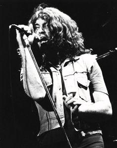 "Ian Gillan of ""Deep Purple."" An amazing voice."
