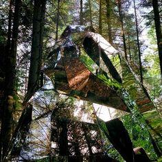 15 Mesmerizing Mirrored Artworks Found Outdoors - My Modern Metropolis