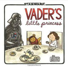 Vader's Little Princess by Jeffrey Brown#Books #Kids #Star_Wars