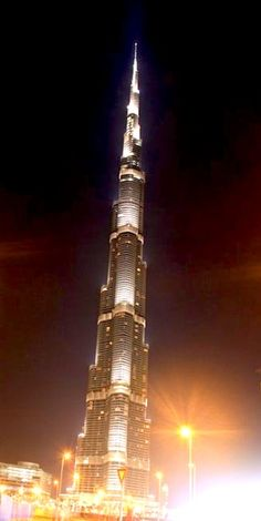Burj Khalifa the tallest building in the world @ downtown dubai...