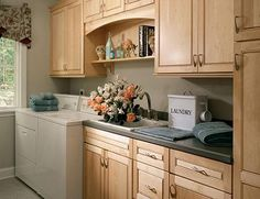 love this laundry room too