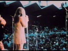 JANIS JOPLIN Ball and Chain at Monterey Pop Festival 1967