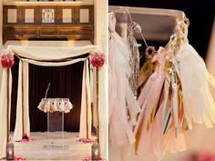 Pink ombre szertartás #eskuvo #inspiracio #adore #ombre #menyasszony
