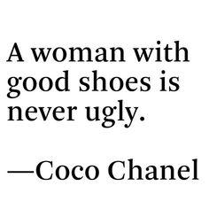 Good shoes!