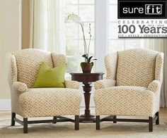 Spring Giveaway: Win a $200 SureFit.com Gift Card! ~ What will your furniture be wearing this Spring?