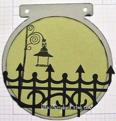 Terry Ann Diack --It's my Garage--I Can Craft In It!: November SOTM Blog Hop - link to entire mini album