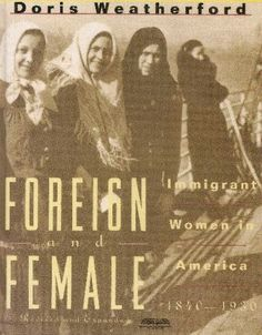 Gena's Genealogy. Telling HerStory 2014. Immigrant Women in America. #WomensHistoryMonth #genealogy