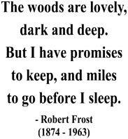 tattoo ideas, favorit poem, mile, inspir, poetri, word, a tattoo, robert frost, quot