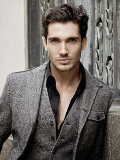 Matching vest and jacket  #fashion #men