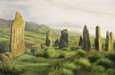 Irish Stone Circle