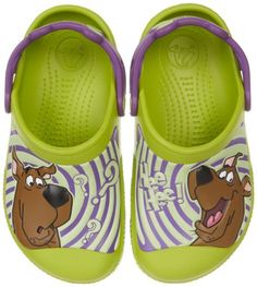 60% Off was $34.99, now is $13.99! crocs 14047 SS13 Scobby-Doo Clog (Toddler/Little Kid)