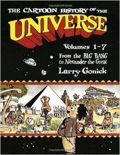 Cartoon History of the Universe Volumes 1-7: Larry Gonick: 9780385265201: Amazon.com: Books