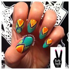 Instagram photo by supanails  #nail #nails #nailart