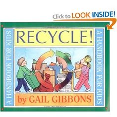 Recycle! by Gail Gibbons