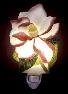 Ibis & Orchid Japanese Magnolia Night Light