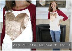 glitter shirt