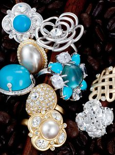 Lovely Bling, and my favorite colour