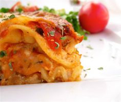 Old Fashioned Lasagna