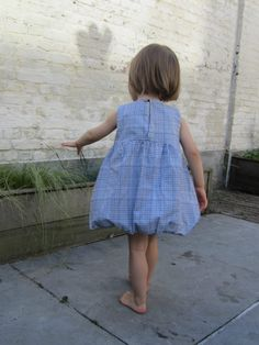 StraightGrain. A blog about sewing: Bubble dress: patterns and tutorial
