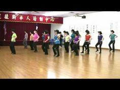 ▶ Foxy Girl -Line Dance (Demo & Walk Through) - YouTube