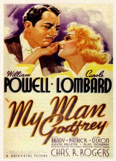 Join us on August 1st at 2pm as we screen My Man Godfrey at Anderson County Library at the Main Branch.